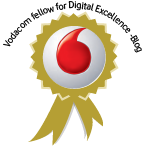 Vodacom Fellow for Digital Excellence (Blog category)
