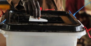 Kenyans go to the polls on March 4, 2013