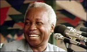 Julius K. Nyerere. Courtest: Google Images.