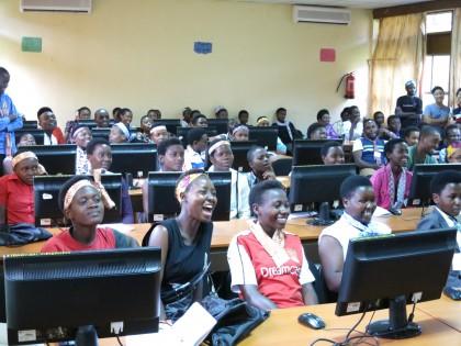 Tech camp to boost girls, teachers ICT skills