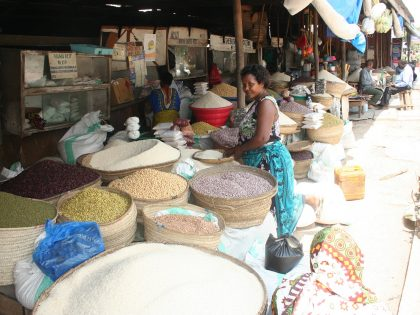 With meagre wages, product prices in Tanzania are too high
