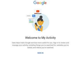 Google My Activity (via TeknoKona.com)