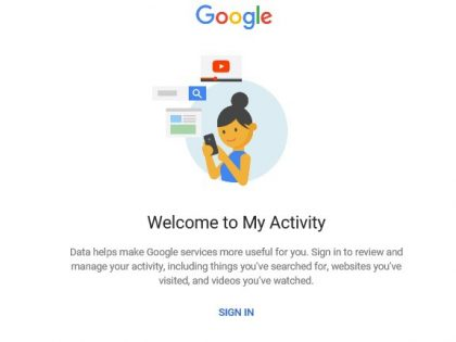 Google My Activity (via TeknoKona.com)