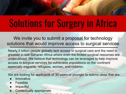 Solutions4Surgery competition